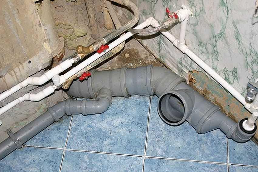 Как сделать трубу для ванной 86
