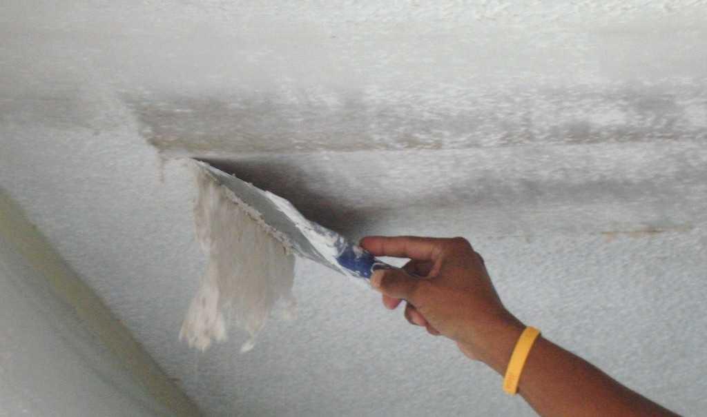 Mavčni strop na svetilnikih z lastnimi rokami