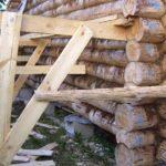 Строительные подмости - простая конструкция