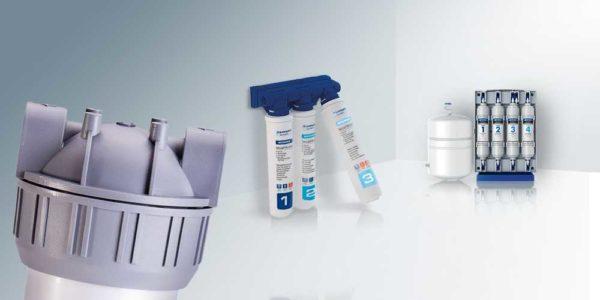 Фильтры для воды под мойку - установки проточного типа