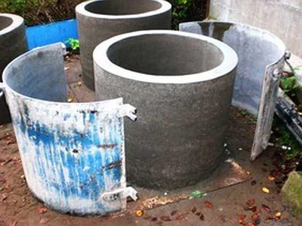 Гладкие и плотные стенки можно получить только если бетон вибрировать