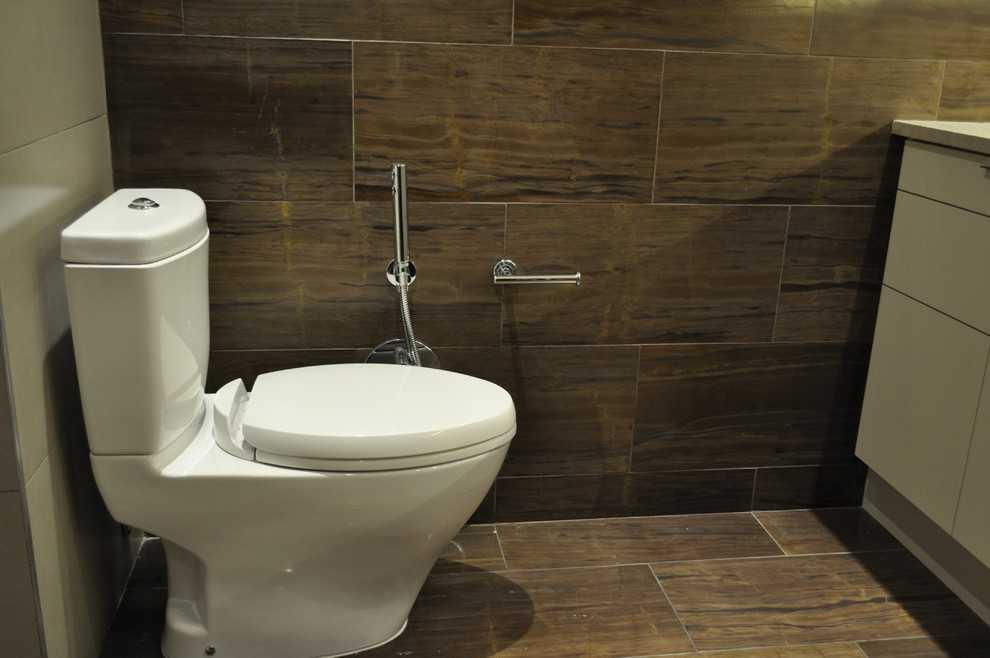 Как сделать гигиенический душ 750