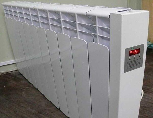 По форме напоминают алюминиевые радиаторы