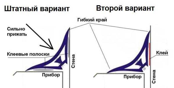Как хорошо установит плинтус с гибким краем