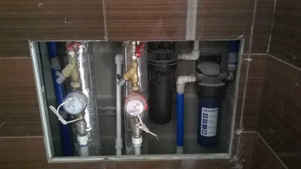 Как самостоятельно установить счетчик воды в квартире?