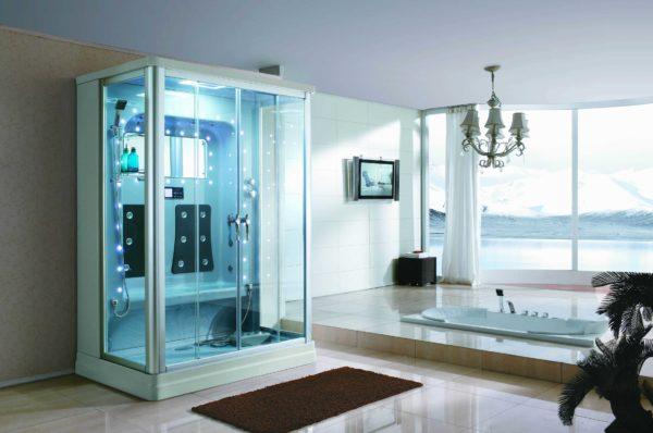 Хорошо тем, у кого есть и ванна и душевая кабина, но чаще приходится выбирать что-то одно