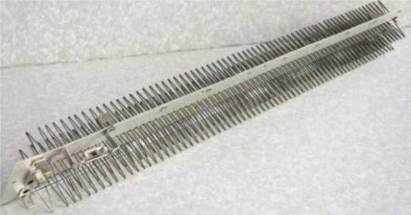 Игольчатый нагреватель для электрического конвектора