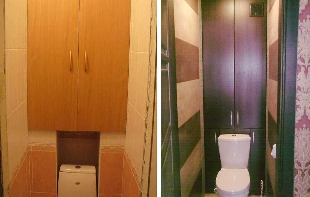 Чем закрыть трубы в туалете своими руками фото