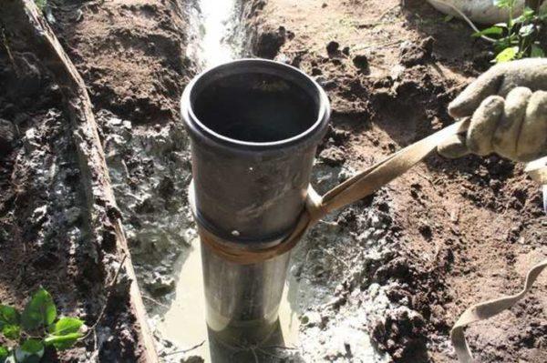 Насос для скважины должен помещаться в обсадную трубу