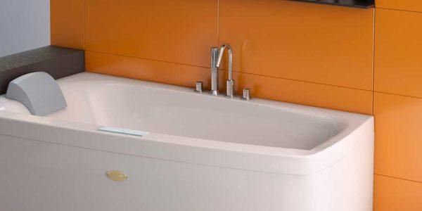 Установка смесителя на борт ванны - новый в нашей стране способ монтажа