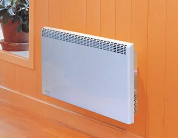 Конвекторы для воздушного электроотопления
