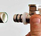 Пресс-фитинг для МП-труб