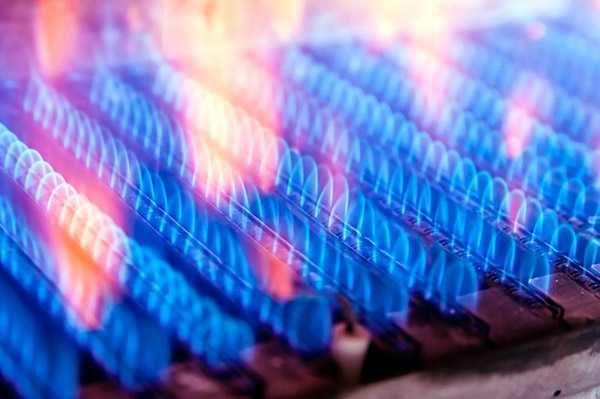 Фактический расход газа на отопление еще зависит от типа горелки - модулируемые самые экономичные