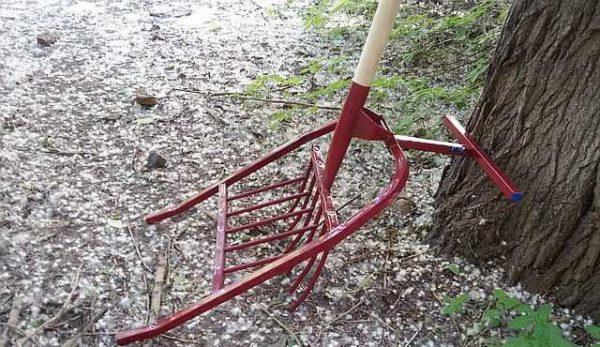 """Размеры чудо-лопаты можно подбирать """"под себя"""" - важно чтобы работать было удобно"""
