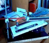 Общий вид приспособления для натачивания ножей