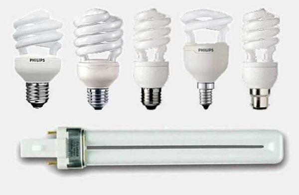 Компактные люминесцентные лампы можно использовать вместо бытовых трубчатых, но специальных их нет