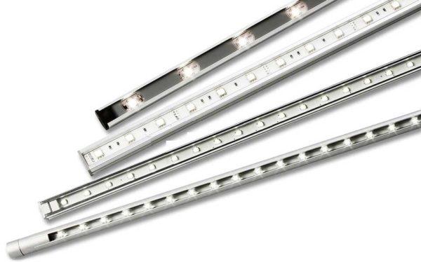 Светодиодные светильники для подсветки кухни