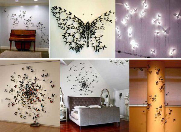Декоры для комнаты своими руками 613