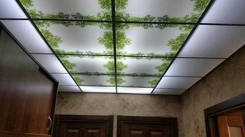 Какой можно сделать потолок в комнате фото 179