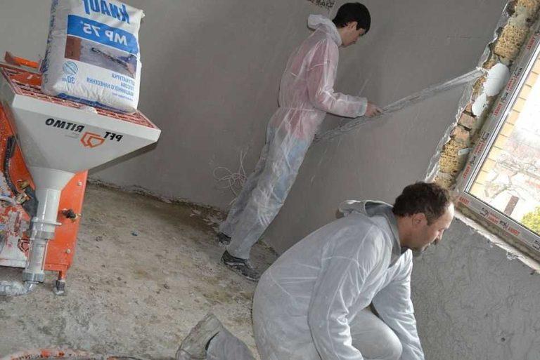 Черновой ремонт в новостройке своими руками 80