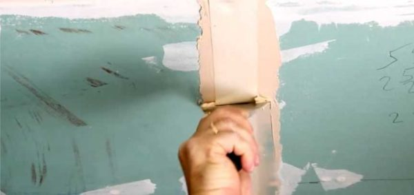 Как заделать углы гипсокартона