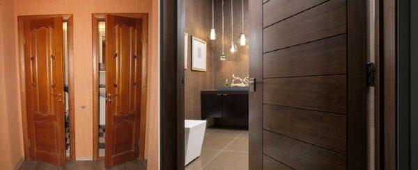 Деревянные двери - дорого и красиво