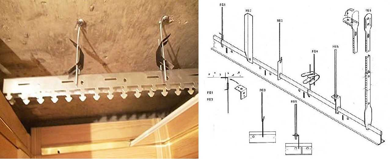 Алюминиевый подвесной потолок своими руками 753