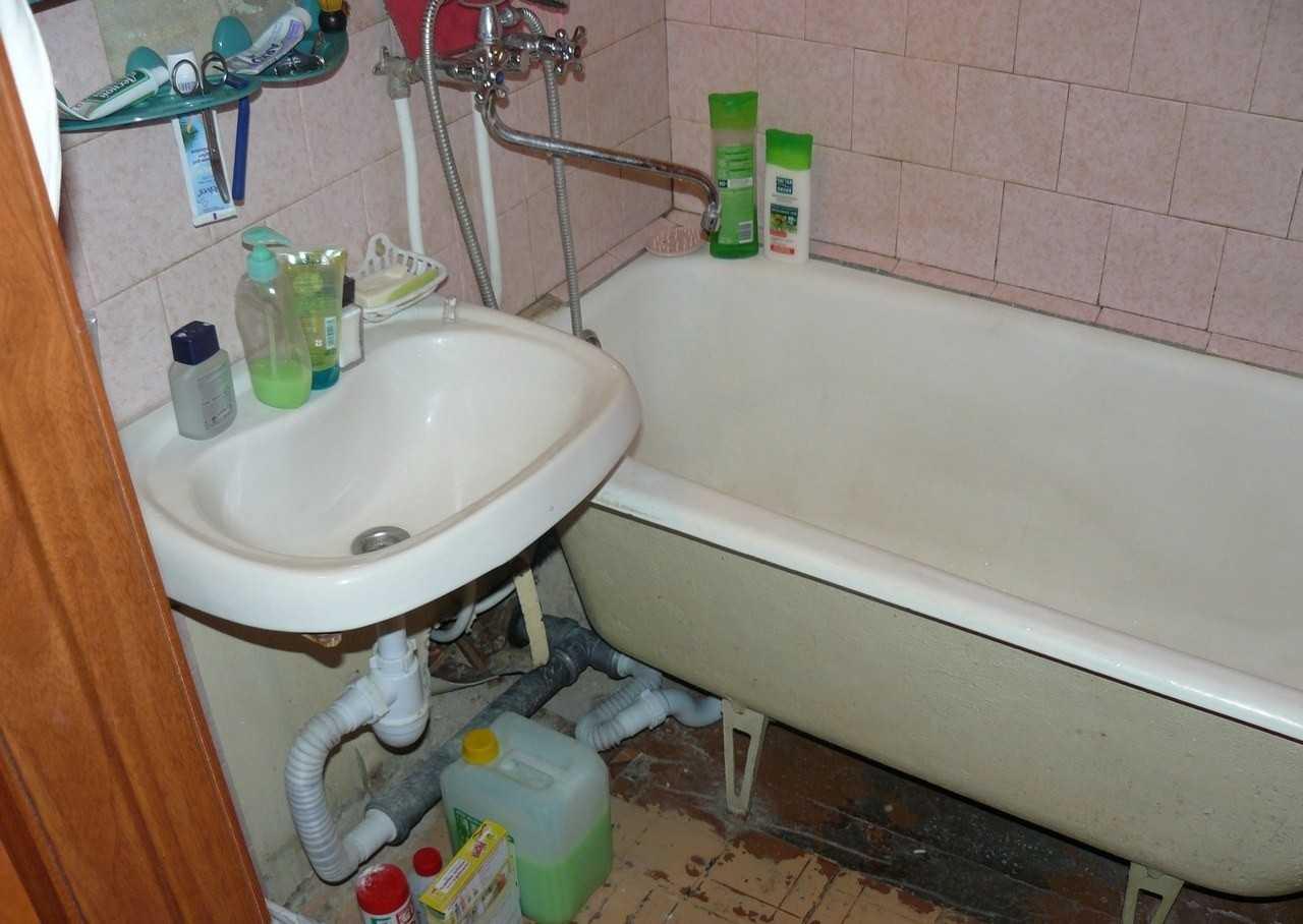 Ремонт ванной в хрущевке своими руками отзывы 84