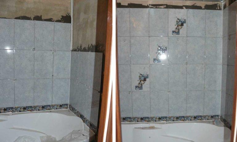 Ремонт хрущевки ванн своими руками фото