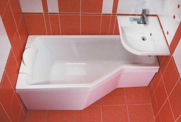 Коллекция для маленьких ванных комнат - Ravak BeHappy