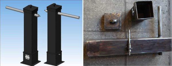 Зольник - небольшая емкость по размерам чуть больше корпуса