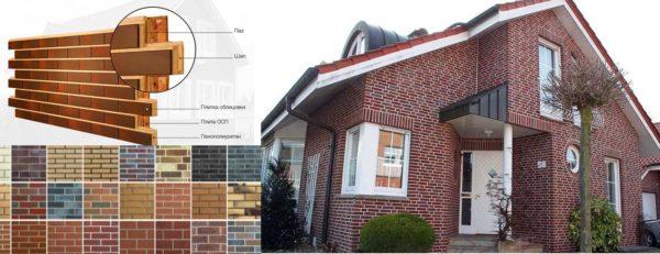 """Клинкерные фасадные панели - отделка и утепление в одном """"флаконе"""""""