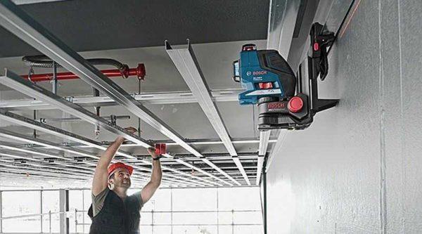 Большая часть лазерных уровней предназначена для работы в отапливаемом помещении