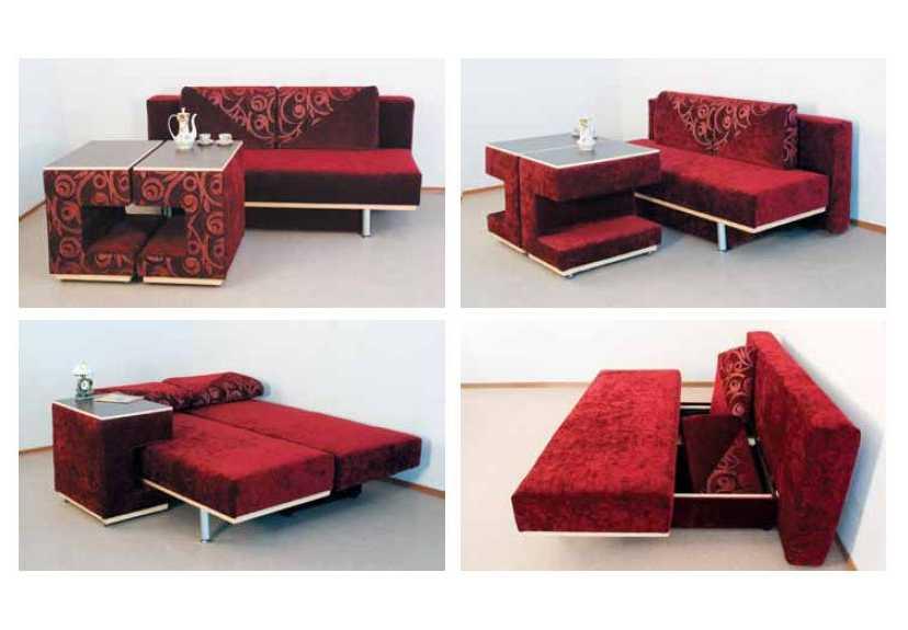 Как сделать диван из столика 307