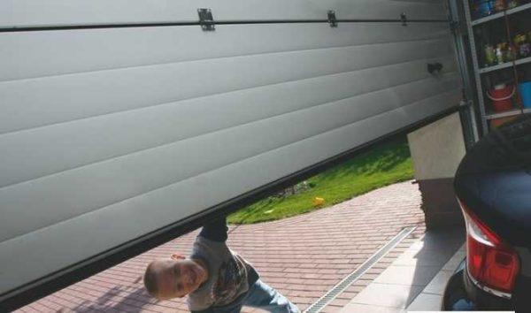 Для повышения безопасности устанавливают детекторы перемещения