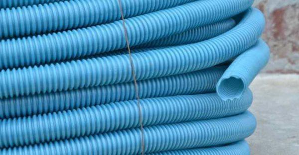 Гофрированные трубы для электропроводки бывают разных цветов. Это не прост так, цвета имеют определенное значение