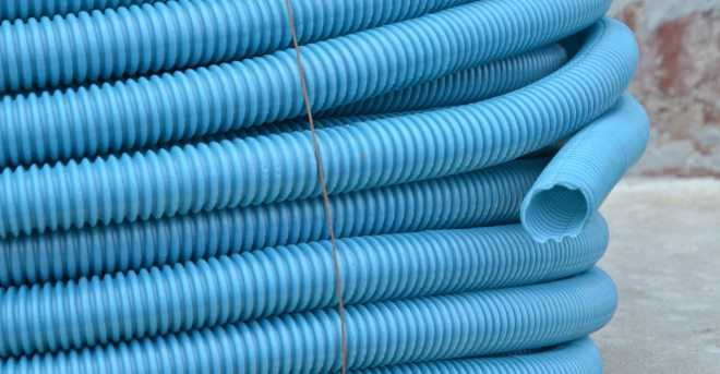 Гофра для кабеля и проводов: виды, размеры (диаметр), монтаж