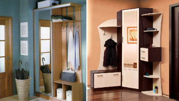 Желательно чтобы цвет дверей и мебели совпадал или были хотя-бы элементы с подобной окраской