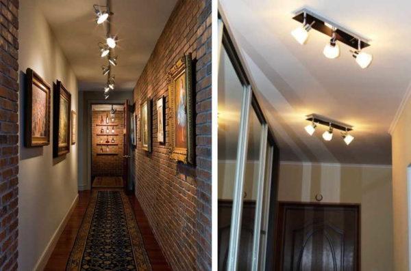 Споты - накладные или встраиваемые светильники с поворотными плафонами. Удобны, так как можно менять направление светового потока