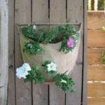 Поделки для сада и дачи: сшить подобный мешок по силам даже начинающей швее