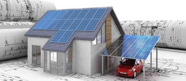 Электрические солнечные батареи для дома открывают много возможностей