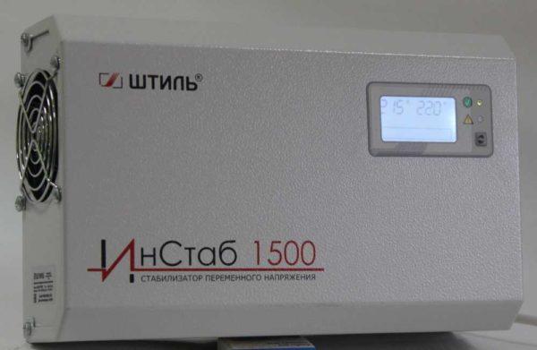 Российский производитель ШТИЛЬ выпускает инверторные стабилизаторы напряжения для дома и дачи