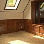 Традиционные панели можно сделать из стеновых панелей МДФ плитного типа