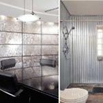 Стальные стеновые панели для внутренней отделки помещений тоже могут быть разными