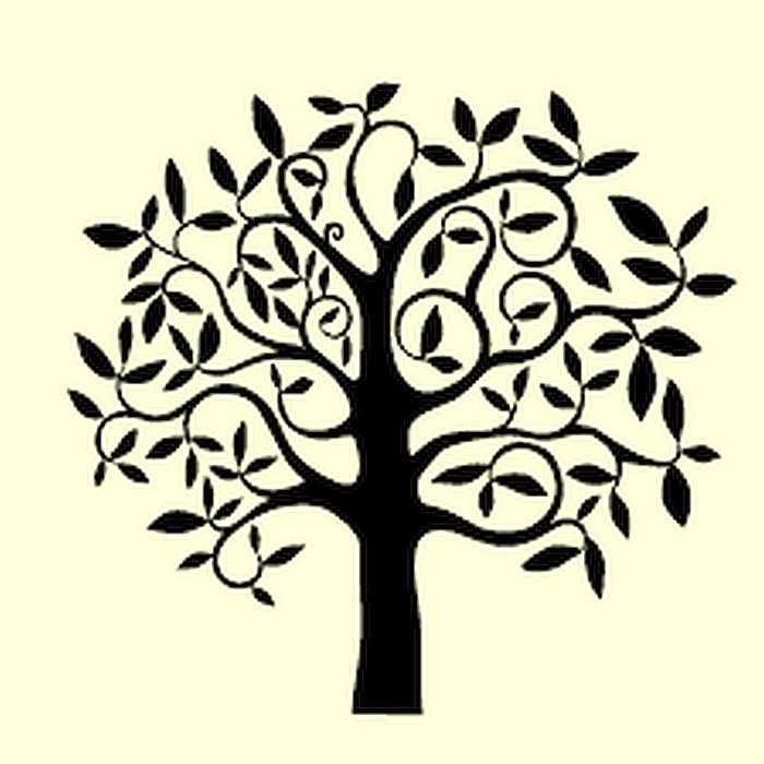 Трафареты для декора дерево своими руками шаблоны