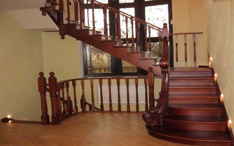 Инструкция По Изготовлению Лестницы В Частном Доме