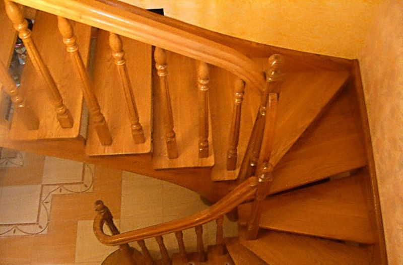 Деревянные балясины для лестниц купить или заказать по
