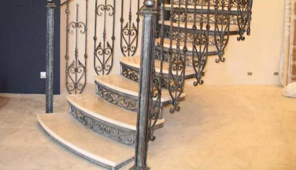 Перила, комплектующие, ограждения лестниц
