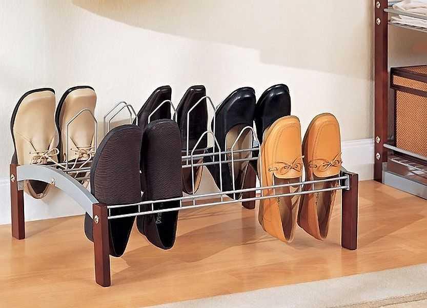 Подставка для обуви своими руками со скамьей