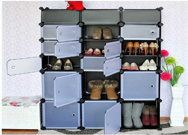 Обувница в прихожую: виды, выбор, размеры, материалы (50 фото)